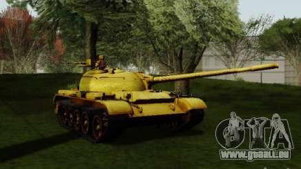 Type 59 GOLD Skin für GTA San Andreas