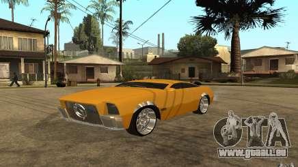 MGC Phantom pour GTA San Andreas