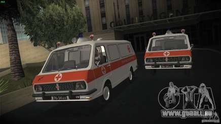 RAF 22031 ambulance pour GTA San Andreas