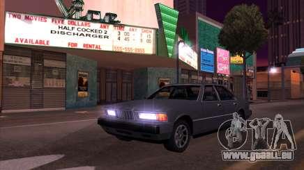 New Sentinel pour GTA San Andreas