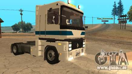 Renault Magnum Sommer Container für GTA San Andreas
