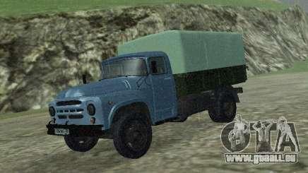 ZIL 130 à bord pour GTA San Andreas