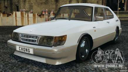 Saab 900 Coupe Turbo für GTA 4
