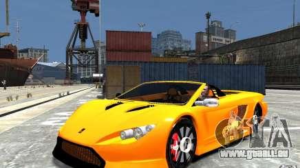 K1 Attack Concept pour GTA 4