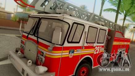 E-One FDNY Ladder 291 für GTA San Andreas