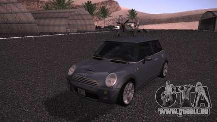 Mini Cooper S für GTA San Andreas