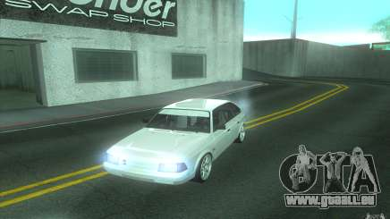 Voiture AZLK 2141 Tuning pour GTA San Andreas
