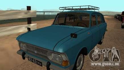 IZH 2125 v2 pour GTA San Andreas
