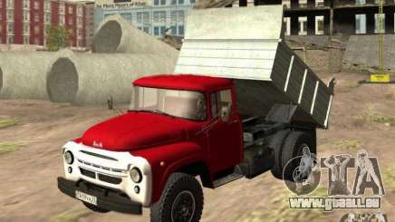 MMZ ZIL 130 4502 pour GTA San Andreas