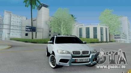 BMW X5M E70 für GTA San Andreas