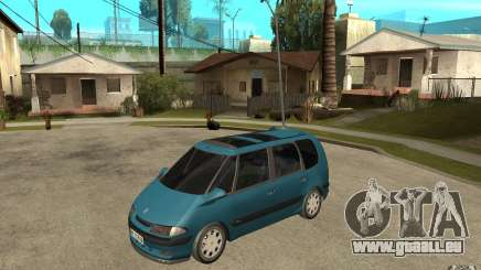 Renault Espace III 1999 pour GTA San Andreas