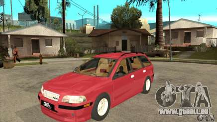 Volvo V40 Touring pour GTA San Andreas