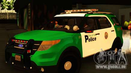 Ford Explorer 2011 VCPD Police pour GTA San Andreas