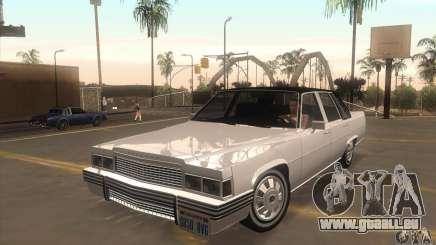 GTA IV Emperor pour GTA San Andreas