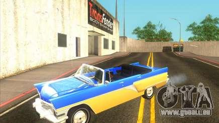 Tchaïka GAZ 13 b pour GTA San Andreas
