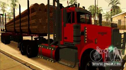 Western Star 4900 pour GTA San Andreas