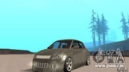 Suzuki Swift Tuning für GTA San Andreas
