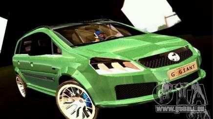 G1 MPV für GTA San Andreas
