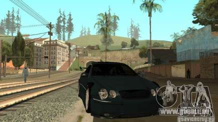 Mercedes-Benz CL65 Eligible Ferry Tuning pour GTA San Andreas