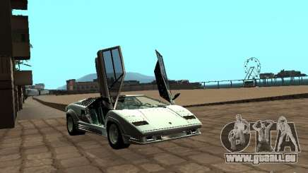 Lamborghini Countach 25th für GTA San Andreas