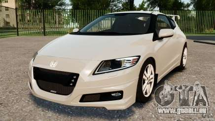 Honda Mugen CR-Z v1.1 für GTA 4