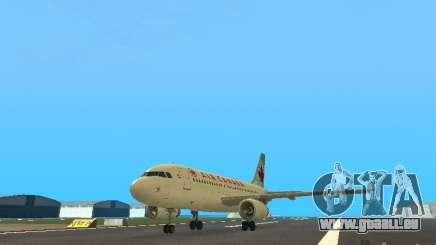 Airbus A319 Air Canada pour GTA San Andreas