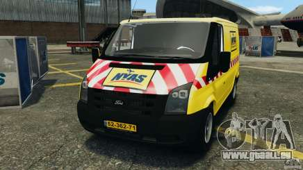 Ford Transit NY Airport Service [ELS] pour GTA 4