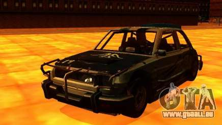 CHILI from FlatOut 2 pour GTA San Andreas