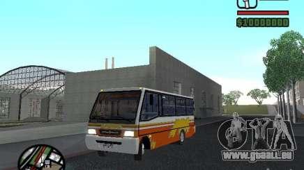 Ciferal Agilis M.Benz LO-814 BY GTABUSCL pour GTA San Andreas
