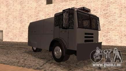 Un canon à eau police Rosenbauer pour GTA San Andreas