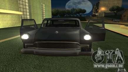 Civilian Cabbie für GTA San Andreas
