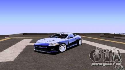 Jaguar XKRS pour GTA San Andreas
