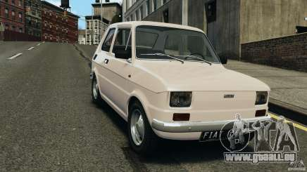 Fiat 126 Classic für GTA 4