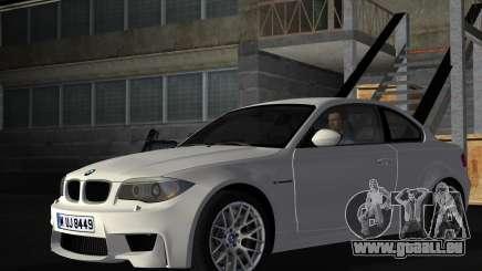 BMW 1M Coupe RHD für GTA Vice City