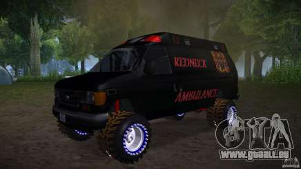 Ford E-450 Off Road pour GTA San Andreas