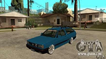 VW Parati GLS 1989 JHAcker edition für GTA San Andreas