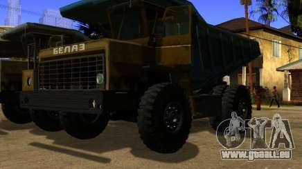 BELAZ 540 pour GTA San Andreas