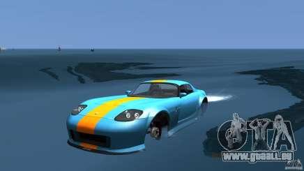 Banshee Boat für GTA 4