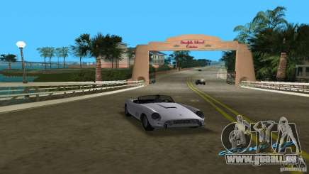 Ferrari 250 California 1963 pour GTA Vice City