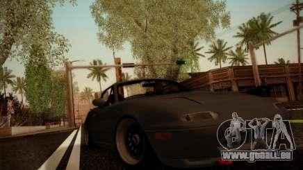 Mazda MX5 JDM für GTA San Andreas
