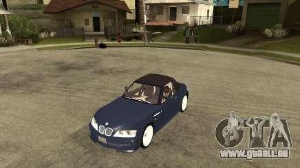 BMW Z3 Roadster für GTA San Andreas