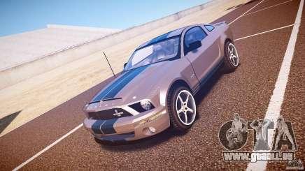 Shelby GT500kr pour GTA 4