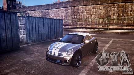 Mini Coupe Concept v0.5 pour GTA 4