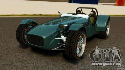 Caterham Superlight R500 für GTA 4