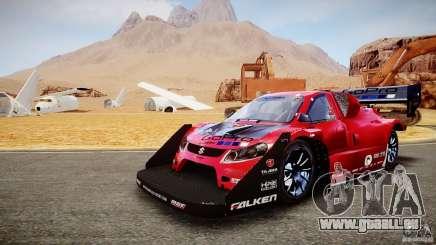 Suzuki Monster SX4 für GTA 4