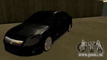 Chevrolet Vectra Elite 2.0 pour GTA San Andreas