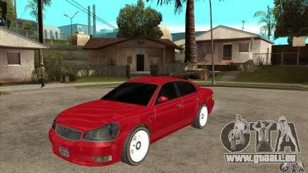 GTA IV Intruder für GTA San Andreas