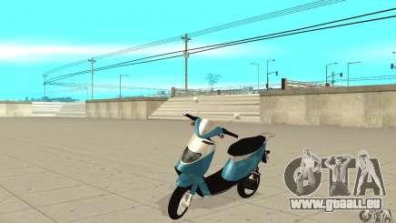 GTAIV Faggio pour GTA San Andreas