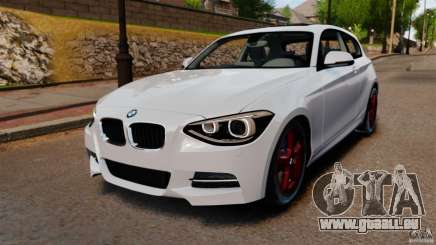 BMW 135i M-Power 2013 pour GTA 4