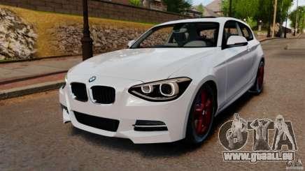BMW 135i M-Power 2013 pour GTA 4